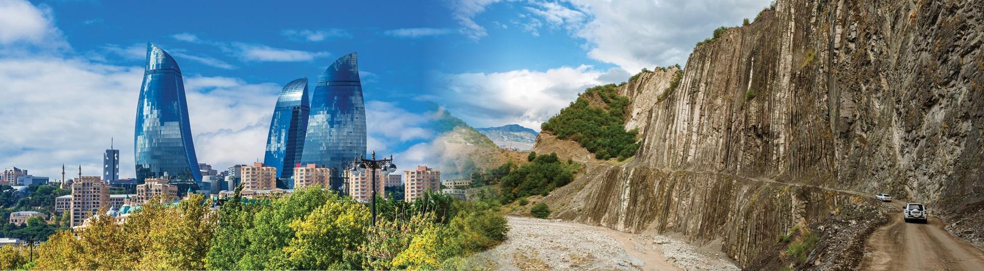 """""""טיול מאורגן לאזרבייג'אן - מבאקו הבירה ועד לקהילות """"יהודי ההרים"""