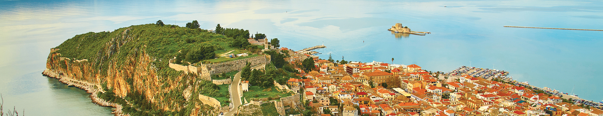 טיול מאורגן ליוון בעקבות המיתולוגיה היוונית, טבע ונופים ייחודיים