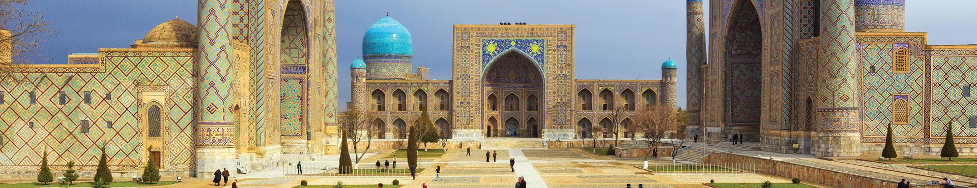 טיול מאורגן לאוזבקיסטן - אל דרך המשי והמדבר האדום ובעקבות הרקולס של המזרח